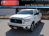 2008 Super White Toyota Tundra SR5 CrewMax #38548864