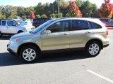 2007 Borrego Beige Metallic Honda CR-V EX-L #38549394