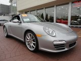 2009 Porsche 911 Carrera 4S Cabriolet Data, Info and Specs
