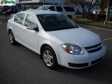 2007 Summit White Chevrolet Cobalt LT Sedan #38622866