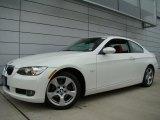 2008 Alpine White BMW 3 Series 328xi Coupe #38622664