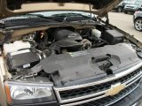2006 Chevrolet Silverado 1500 Work Truck Regular Cab 4x4 4.8 Liter OHV 16-Valve Vortec V8 Engine