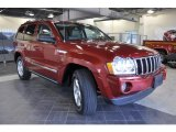 2005 Jeep Grand Cherokee Inferno Red Crystal Pearl