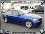 2007 Montego Blue Metallic BMW 3 Series 328i Sedan #38622896