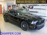 2011 Ebony Black Ford Mustang Shelby GT500 SVT Performance Package Coupe #38622519