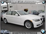 2009 Alpine White BMW 3 Series 335i Sedan #38622902