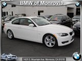 2009 Alpine White BMW 3 Series 335i Coupe #38622903