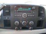 2010 Chevrolet Silverado 1500 LT Crew Cab Controls
