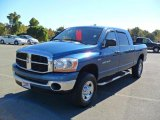 2006 Dodge Ram 1500 Atlantic Blue Pearl