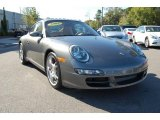 2008 Meteor Grey Metallic Porsche 911 Carrera S Coupe #38622989