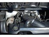 2008 Porsche 911 Carrera S Coupe 3.8 Liter DOHC 24V VarioCam Flat 6 Cylinder Engine