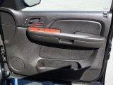2008 Chevrolet Silverado 1500 LTZ Extended Cab Door Panel