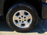 2008 Chevrolet Silverado 1500 LTZ Extended Cab Wheel