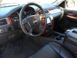 2008 Chevrolet Silverado 1500 LTZ Extended Cab Ebony Interior