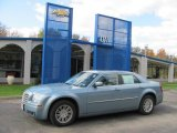 2008 Clearwater Blue Pearl Chrysler 300 Touring #38622767