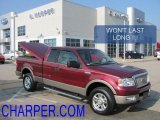 2004 Ford F150 Lariat SuperCab 4x4
