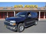 2005 Dark Blue Metallic Chevrolet Tahoe LS 4x4 #38623252