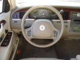 2003 Lincoln Town Car Executive Steering Wheel