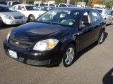 2007 Black Chevrolet Cobalt LT Sedan #38622816