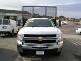 2010 Chevrolet Silverado 3500HD Work Truck Regular Cab 4x4 Chassis Data, Info and Specs