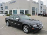 2008 Brilliant Black Crystal Pearl Chrysler 300 C HEMI #38622596
