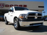 2011 Bright White Dodge Ram 1500 ST Regular Cab #38623066