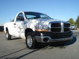 2006 Bright White Dodge Ram 1500 ST Regular Cab #38623075