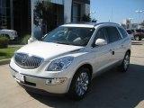 2011 White Diamond Tricoat Buick Enclave CXL #38674406