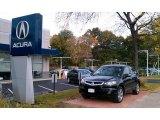 2008 Nighthawk Black Pearl Acura RDX Technology #38674412