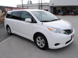 2011 Toyota Sienna LE Data, Info and Specs