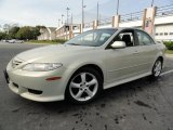 2004 Pebble Ash Metallic Mazda MAZDA6 s Sedan #38674423