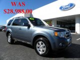 2010 Steel Blue Metallic Ford Escape Limited V6 #38674313