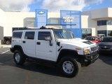 2006 White Hummer H2 SUV #38674323