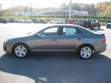 2011 Sterling Grey Metallic Ford Fusion SE #38674238