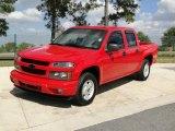 2005 Chevrolet Colorado LS Crew Cab Data, Info and Specs