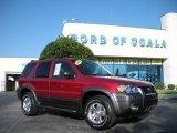 2006 Redfire Metallic Ford Escape XLT V6 #375838