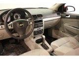 2010 Chevrolet Cobalt LT Coupe Gray Interior