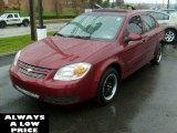 2007 Sport Red Tint Coat Chevrolet Cobalt LT Sedan #38689509