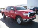 2007 Radiant Red Toyota Tundra SR5 CrewMax #38690247