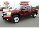 2009 Chevrolet Silverado 1500 LTZ Extended Cab 4x4 Data, Info and Specs