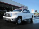 2010 Super White Toyota Tundra CrewMax #38690255