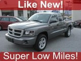 2010 Mineral Gray Metallic Dodge Dakota Big Horn Extended Cab #38689563