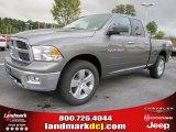 2011 Mineral Gray Metallic Dodge Ram 1500 Big Horn Quad Cab #38689917