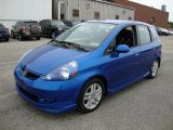 Honda Fit 2008 Data, Info and Specs