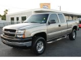 2003 Chevrolet Silverado 2500HD LS Extended Cab 4x4 Data, Info and Specs