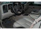 2003 Chevrolet Silverado 2500HD LS Extended Cab 4x4 Tan Interior