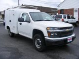 2008 Chevrolet Colorado Work Truck Regular Cab Chassis Data, Info and Specs