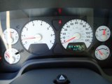 2007 Dodge Ram 1500 ST Regular Cab 4x4 Gauges