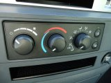2007 Dodge Ram 1500 ST Regular Cab 4x4 Controls