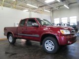 2005 Salsa Red Pearl Toyota Tundra SR5 Access Cab 4x4 #38690348
